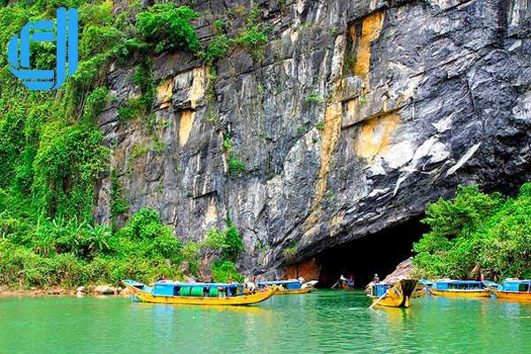 Động Phong Nha vẻ đẹp quyến rũ của hang động thạch nhũ Quảng Bình