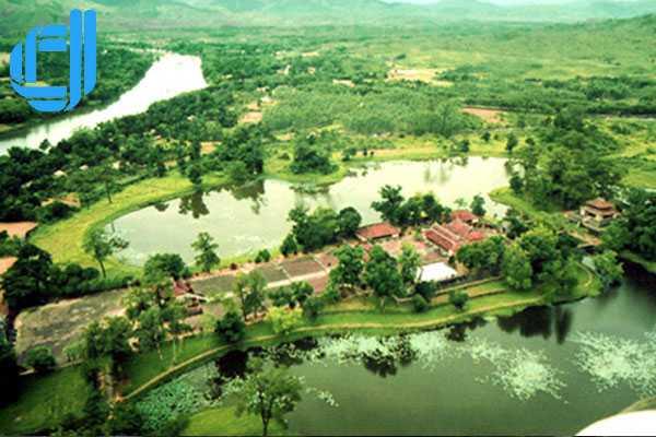Hệ thống lăng tẩm triều Nguyễn công trình kiến trúc đồ sộ xứ Huế