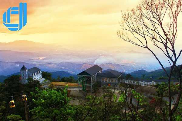 Tour Bà Nà Hills 1 ngày trọn gói khám phá thiên đường trần gian