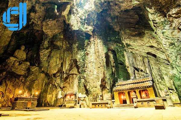 Tour Ngũ Hành Sơn Hội An 1 ngày giá rẻ
