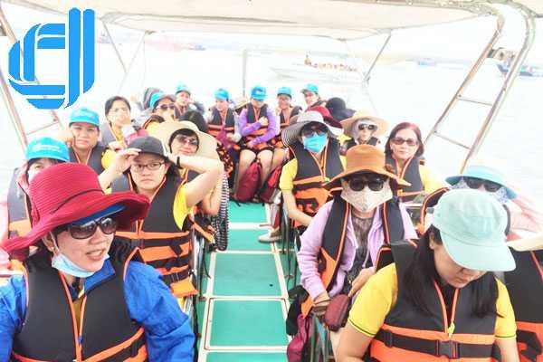 Tour Cù Lao Chàm 1 ngày đón tại Đà Nẵng