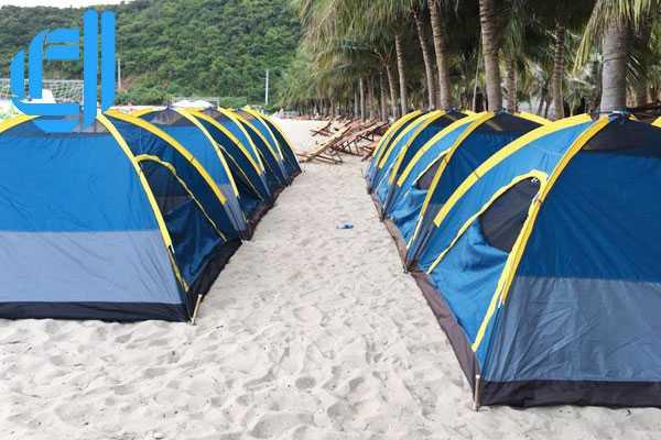 Tour du lịch Cù Lao Chàm 2 ngày nghỉ đêm tại lều giá rẻ