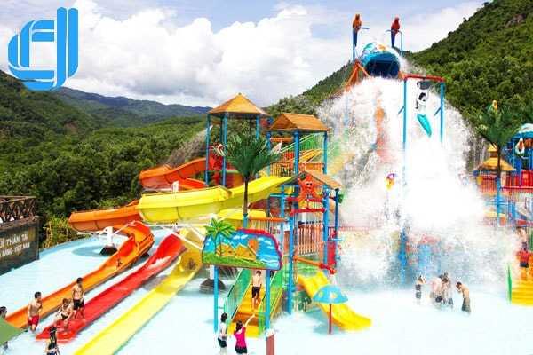 Tour Đà Nẵng tắm khoáng nóng tại Núi Thần Tài dịch vụ chuẩn nhất