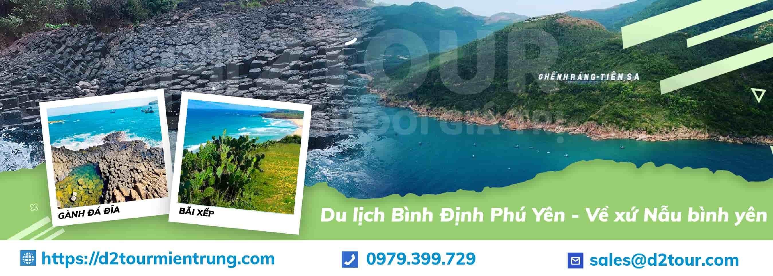 Tour du lịch Bình Định Phú Yên