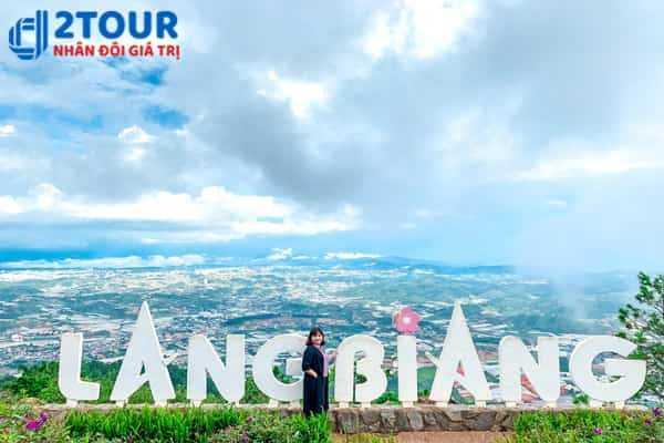 Tour du lịch Đà Lạt 4 ngày 3 đêm khởi hành từ Cần Thơ chuẩn nhất