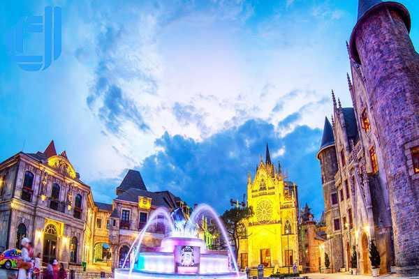 Tour du lịch Đà Nẵng Bà Nà 2 ngày giá rẻ chương trình mới nhất