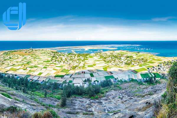 Tour du lịch Đà Nẵng đi đảo Lý Sơn 3 ngày đêm có đảo bé