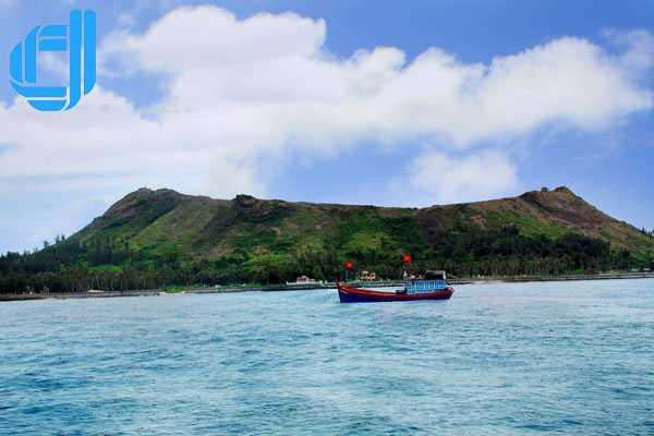 Tour du lịch Đà Nẵng đi đảo Lý Sơn Đảo Bé 3 ngày 2 đêm trọn gói