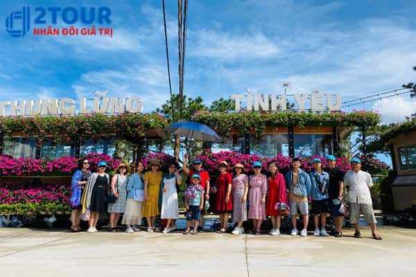 Tour du lịch Hải Phòng Đà Lạt 4 ngày 3 đêm bằng máy bay trọn gói