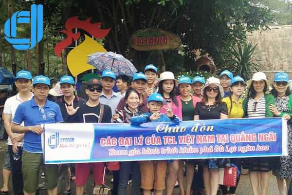 Tour Sài Gòn Đà Lạt trọn gói giá rẻ cam kết khởi hành hằng ngày